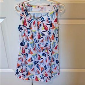 🌟HP🌟Land's End sailboat dress